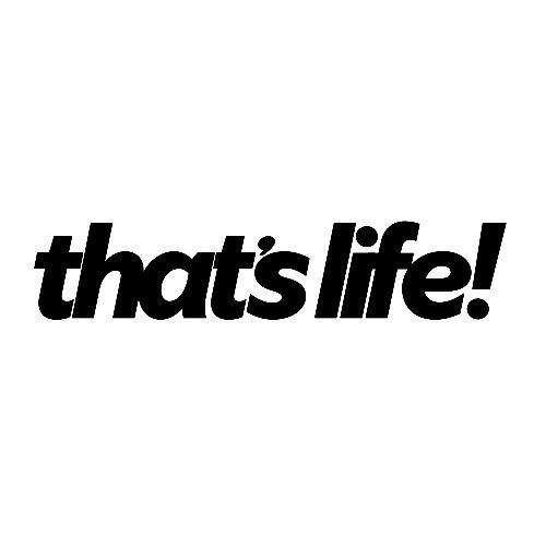 That's Life logo