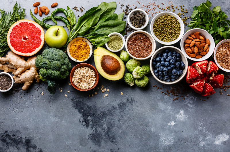 superfood recipe infredients